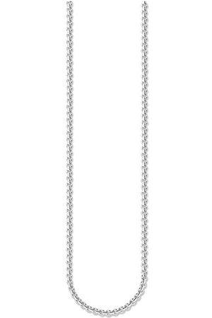 Thomas Sabo Halsband - Unisex Venezia kedjehalsband 925 sterlingsilver e , colore: , cod. KE1107-001-12-L45
