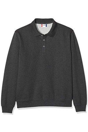 CLIQUE Herr basic polotröja sweatshirt