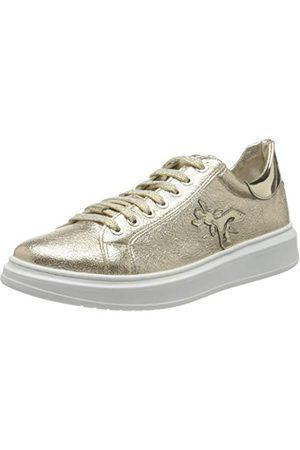 Patrizia Pepe Kids Damer Ppj53 sneaker, Guld33 EU