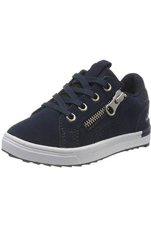 Viking Unisex barn kasper sneaker, marinblå 5-31 EU