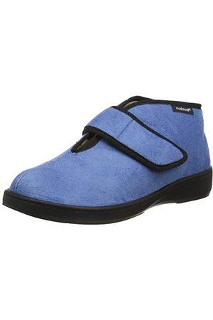 Podowell Unisex vuxna munkar tofflor, Bleu-jean, 44 EU
