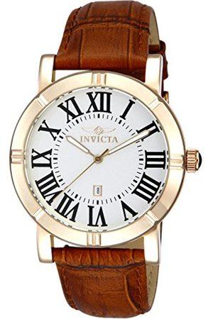 Invicta 13971 Specialitet herr armbandsur rostfritt stål kvarts vit urtavla
