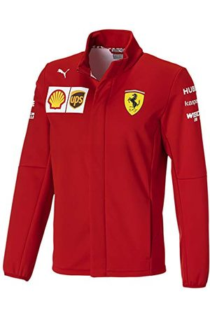 PUMA Herr Scuderia Ferrari Team softshelljacka