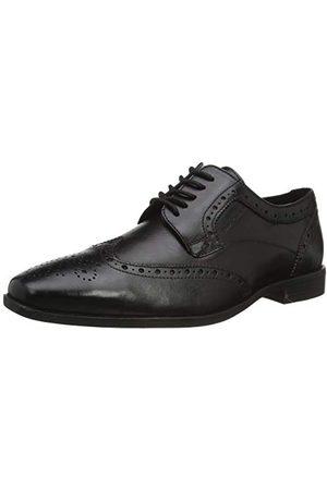 Hush Puppies Hush valpar herr Elliot Brogue skola uniform sko