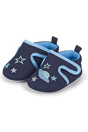 Sterntaler Pojkar baby-rabb tofflor, (marin 300), 16 EU