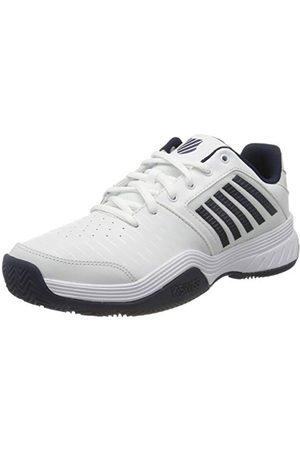 Dunlop Herr COURT EXPRESS HB sneaker, White/Navy, 42,5 EU
