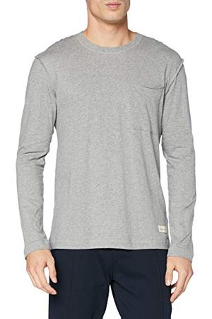Marc O'Polo Body & Beach Marc O'Polo Body & Beach män mix M-Shirt Ls Crew-Neck pyjamas överdel