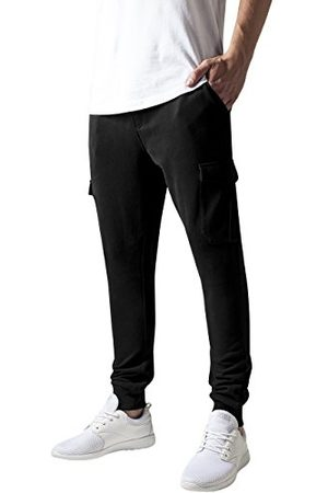 Urban classics Herr fitted Cargo Sweatpants byxor