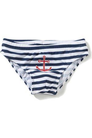 Playshoes Boys' UV-skydd badbyxor Maritim Swim Shorts