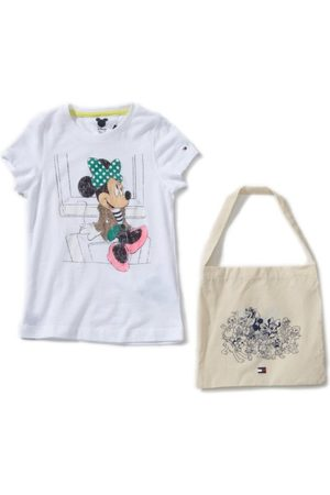 Tommy Hilfiger Flicka t-shirt GJ57105108/MINNIE MINI CN KNIT S/S