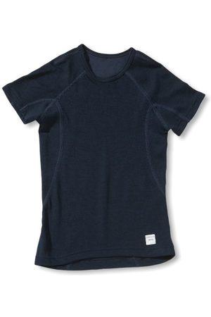 Schiesser Pojkar kort ärm 1/2 skjorta
