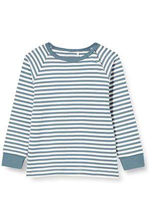 FIXONI Baby-pojkar blus lång sömnpojkar blus