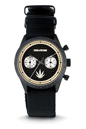 Zadig & Voltaire Unisex analog klocka ZVM125