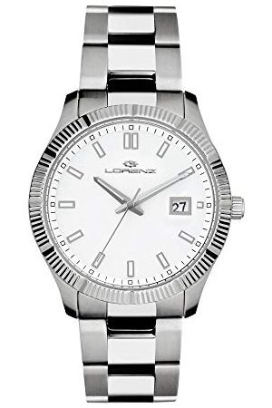 Stadlbauer Lorenz herr analog kvartsklocka med rostfritt stål armband 026978FF