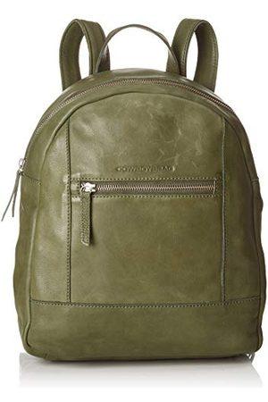 Cowboysbag Dam ryggsäck Georgetown ryggsäck handväska, (armé), 5 x 5 cm