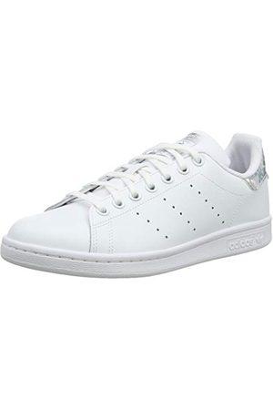 adidas Unisex barn Stan Smith Sneaker, Vita skor vita skor vita skor kärna 0-36 2/3 EU