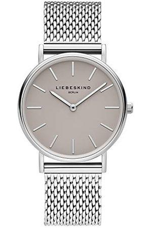 liebeskind Analog kvarts klocka med rostfritt stål armband LT-0169-MQ