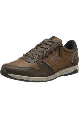 Mustang Herr 4106-306-301 sneaker, kastanie 301-43 EU