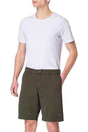 Armani Emporio Armani badkläder herr Military Green Bermuda shorts