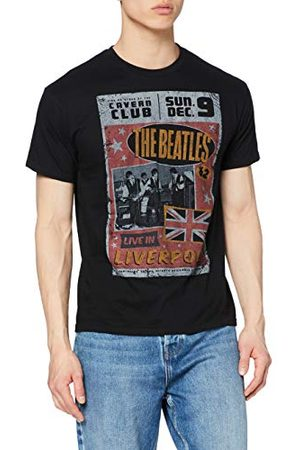 UNKNOWN The Beatles 'Live in Liverpool' kortärmad t-shirt