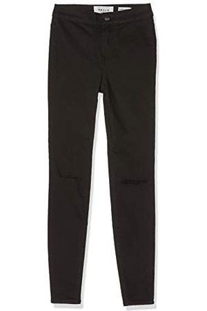 New Look Ny look liten och nätt dam Stratford knäsnedstreck disco skinny jeans