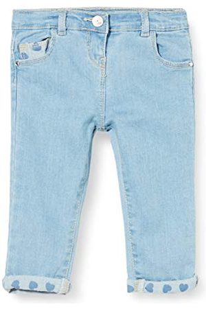 chicco Baby flickor pantaloni lunghi jeans denim stretch bimba