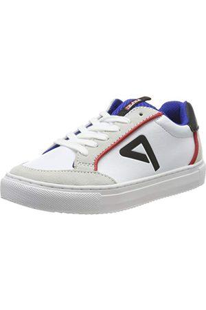 Pepe Jeans Pojkar Adams P Junio Sneaker, 800-37 EU