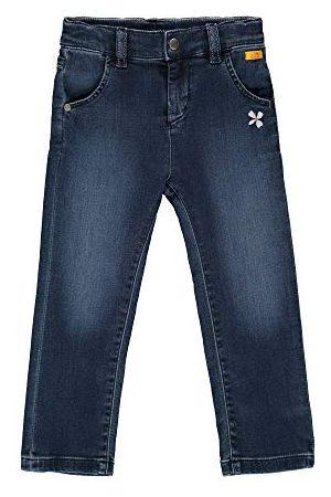 Steiff Flicka med söt teddybäckapplikation jeanshose