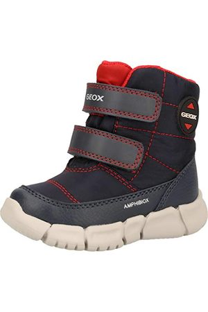 Geox Pojkar B Flexyper Boy B ABX Snöstövel, kunglig marinblå20 EU