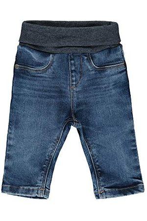 Steiff Baby-pojkar med söt teddybäckapplikation jeanshose