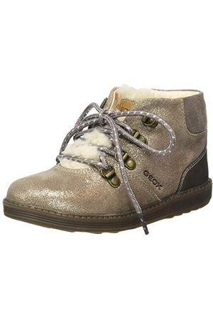 Geox Baby flicka B Hynde Girl D B042fd00077 Chukka Boot, rök grå24 EU