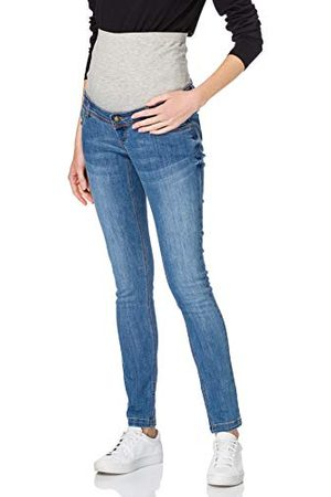 Mama Licious Kvinna High waist - Damer Mlpax Slim High Back A. Jeans
