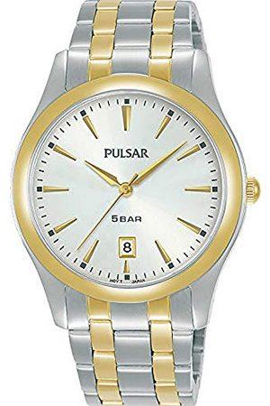 Pulsar Analog kvarts klocka med metallarmband PG8314X1