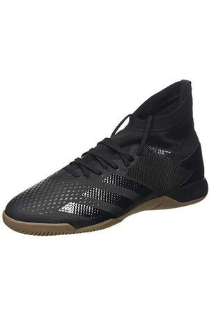 adidas Mäns rovdjur 20 i spår sko, Core Black Core Black Dgh Solid Gray7 UK