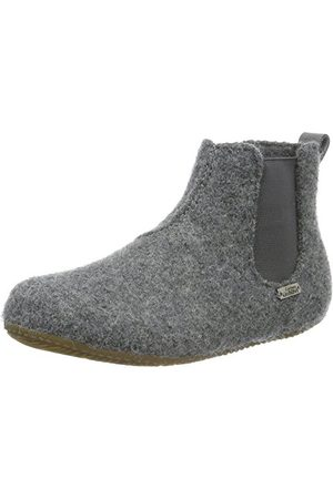 Living Kitzbühel Unisex barn Chelsea boots enfärgade höga tofflor, 610-25 EU