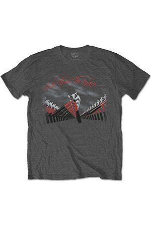 UNKNOWN Okänd herr rosa Floyd the Wall marscherande hammare korta ärmar t-shirttröja