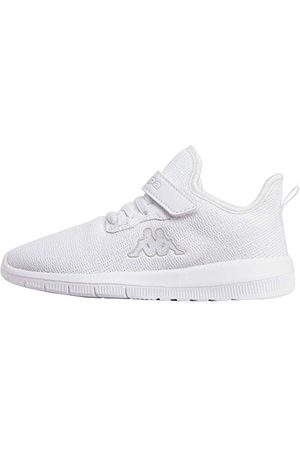 Kappa Unisex barn Gizeh Kids Sneaker, L Grey 1014-34 EU