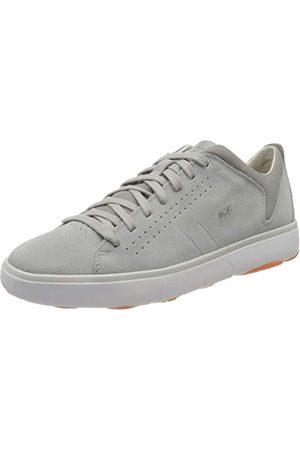 Geox Män U Nebula Y A Sneaker, Lt Grey C1010-41 EU