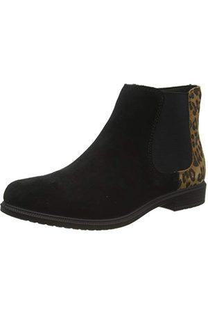 Hotter Kvinnors Tenby ankelstövel, leopard5 UK