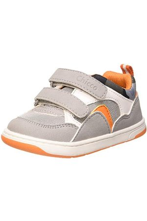 chicco Pojkar Scarpa Gavino Gymnastik skor, - Grey Grigio 950-9-12 Månader