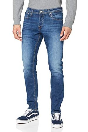 Jack & Jones Mäns Glenn original smala jeans