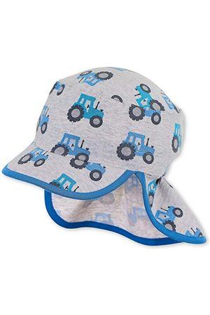 Sterntaler Baby Boys' paraplyskydd med nackskydd hatt