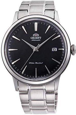 Orient Herr analog automatisk klocka med rostfritt stål RA-AC0006B10B