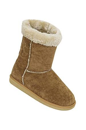 Cool shoe Cool sko dam Sierra snösko, Brun2.5 UK