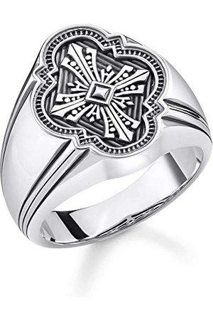 Thomas Sabo Unisex ring kors 925 sterlingsilver svärtas TR2244-637-21-54