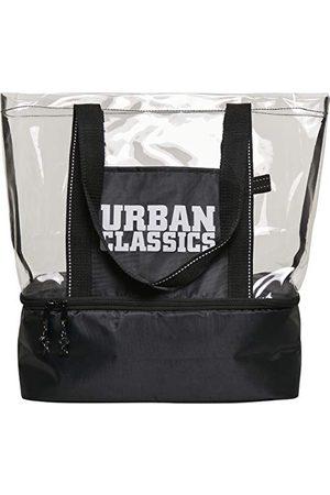 Urban classics Unisex kylande strandväska, /transparent, en storlek