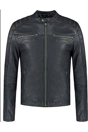 GOOSECRAFT Herrjacka 965 MIDNIGHT läderjacka, medium