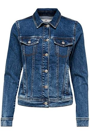 JACQUELINE DE YONG Dam Jdyfaria stretchjacka Mb DNM Noos jeansjacka