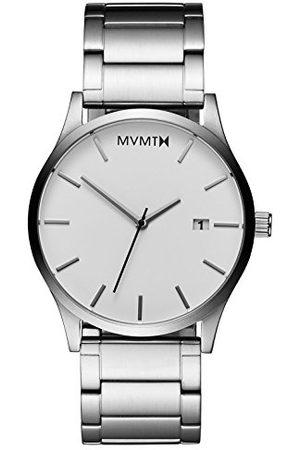 MVMT Herr analog kvartsklocka med rostfritt stål armband D-L213.1B.131