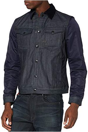G-Star Herr Arc 3D Slim Jkt Pm vadderad denim jacka